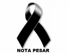 Diretoria lamenta falecimento do pai de Valdênio Caminha