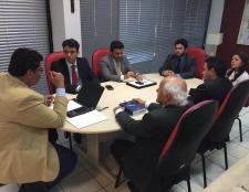 Comissão de transição reúne-se na OAB/MA