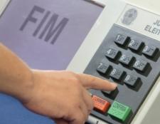Comissão Eleitoral divulga resultado final das eleições