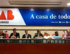 PROCESSO DE DESAPROPRIAÇÃO NO CAMPO DE PERIZES FOI DEBATIDO DURANTE AUDIÊNCIA NO AUDITÓRIO DA OAB/MA