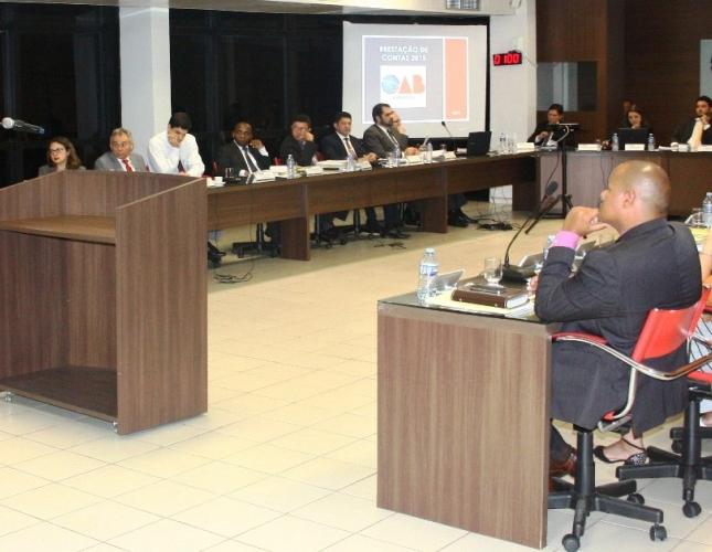 Conselho Seccional da OAB reprova as contas referentes ao ano de 2015 da gestão anterior.